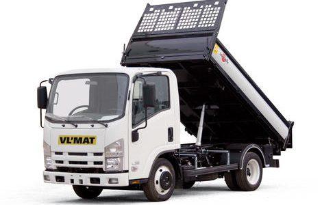 Location camion benne 3.5 T avec chauffeur sur le secteur de Cluses, Bonneville, Sallanches Les Gets Taninges