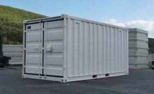 container conteneur de stockage entreposage neuf 20 pieds