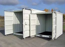 Container de stockage Neuf 6 8 10 pieds