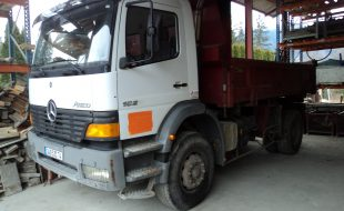 Camion Mercedes ATEGO 1820 OCCASION