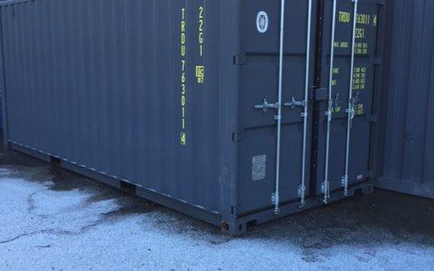 Vente container de chantier Sallanches