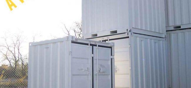 Vente de container à Cluses ,Sallanches, Bonneville, Annecy, Annemasse, Thonon les Bains, Savoie et Haute-Savoie