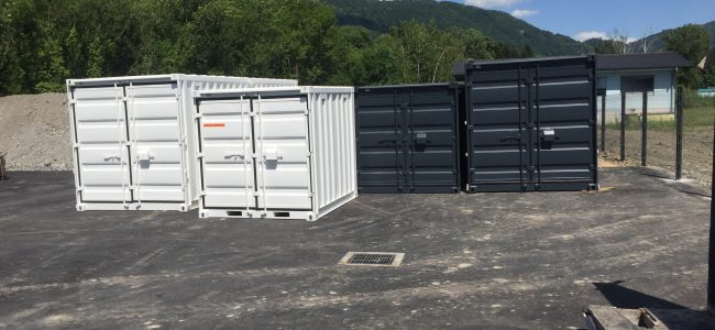 Vente de Container Thonon les Bains Evian Morzine Annemasse Container de chantier à la Vente Cluses Sallanches Passy Megève